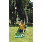 Pirate Boat Green from our children's Garden Swings range