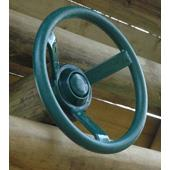 Langley Green Steering Wheel from our children's Climbing Frames range
