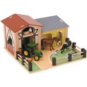 Le Toy Barnyard from our children's Gifts range
