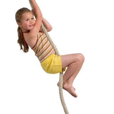 Langley climbing rope from our children's Garden Swings range