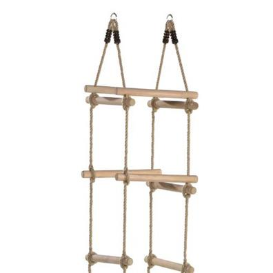 Langley box rope ladder from our children's Climbing Frames range