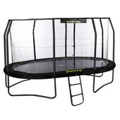 JumpKing Oval JumpPOD Trampoline Package (10ft x 15ft) from our children's Trampolines range