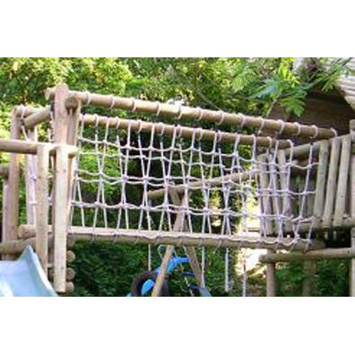 Langley Net Bridge from our children's Climbing Frames range