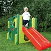 Junior Activity Gym in Evergreen (Little Tikes) from our children's Childrens Slides range