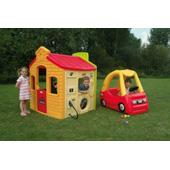 Endless Adventures Tikes Town Playhouse in Evergreen colours (LT) from our children's Playhouses range