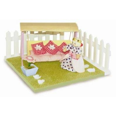Swing Set for Dolls houses from our children's Clearance range