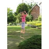 6 Rung Rope Ladder from our children's Garden Swings range
