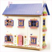 Butterfly House from our children's Dolls Houses range