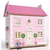 Le Toy Van Bay Tree House Dolls House from our children's Dolls Houses range
