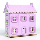 Le Toy Van Valentine House Dolls House from our children's Dolls Houses range