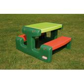 Picnic Table in Evergreen (Little Tikes) from our children's Garden Games range