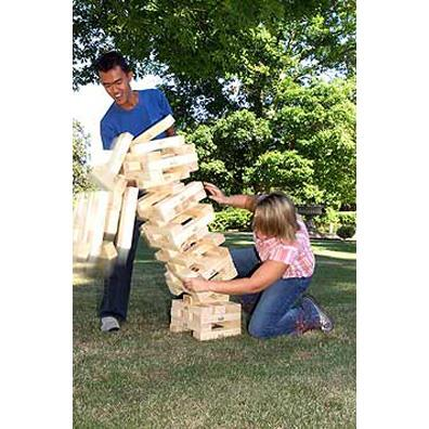 Hi-Tower Game from our children's Garden Games range