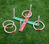Quoits from our children's Sports and Garden Games range