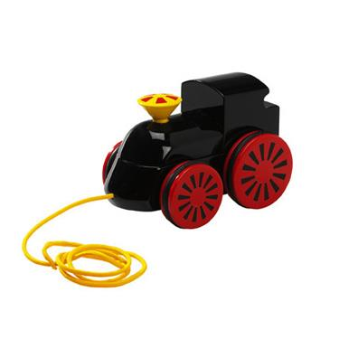 BRIO Pull along Engine from our children's Brio Wooden Indoor Toys range