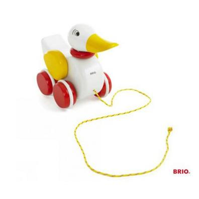 BRIO Duck from our children's Christening Gift ideas range