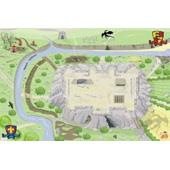 Castle Playmat from our children's Playmats range