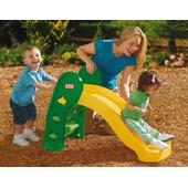 Junior Slide in sunshine colours (Little Tikes) from our children's Stand alone slide sets range