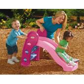Junior Slide in pink (Little Tikes) from our children's Childrens Slides range