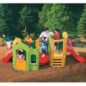8 in1 Adjustable playground (Little Tikes) from our children's Stand alone slide sets range