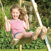 TP Wooden Swing Seat from our children's Garden Swings range
