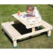 Early Fun™ Activity Table (TP) from our children's Garden Games range