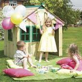 Forest Cabin (TP) from our children's Wooden Playhouses range