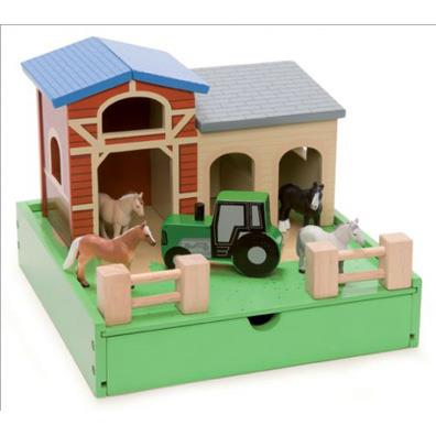 My Mini Farm (Le Toy Van) from our children's Indoor Toys range