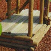 Houtland Cover for Multitower Sandbox from our children's Climbing Frames range