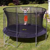14ft TP Genius Round SurroundSafe™ Trampoline