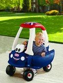 Cozy Coupe GB with Union Jack (Little Tikes)