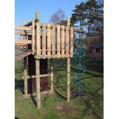 Langley® Play Tower from our children's Climbing Frames range