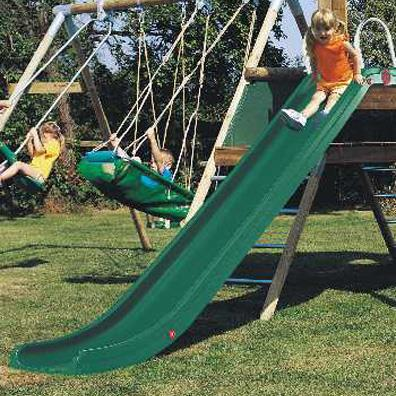 TP Green Rapide Slide body (TP) from our children's Childrens Slides range