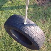 Langley Rope and Tyre from our children's Garden Swings range