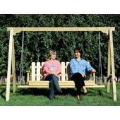Wooden Hammock Swing Seat HL846 from our children's Childrens Garden Swings range