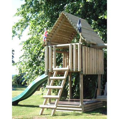 Langley® Play Fort from our children's Climbing Frames range