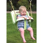 Early Fun Baby Seat Green (TP) from our children's Garden Swing attachments range