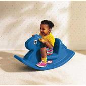 Blue Rocking Horse (Little Tikes) from our children's Ride-on Rockers range