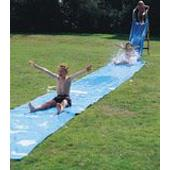 CrazyWavy slide with stepset package in GREEN (TP) from our children's Childrens Slides,Stand alone slide sets,Sports and Garden Games range