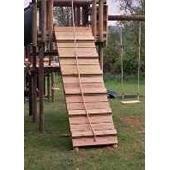 Langley ramp and rope from our children's Climbing Frames range
