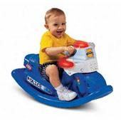 Police CycleSounds Rocker (Little Tikes) from our children's Ride-on Rockers range
