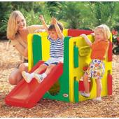Junior Activity Gym in Sunshine (Little Tikes) from our children's Childrens Slides range