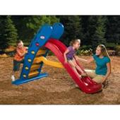 Easy Store Giant Slide in Primary (Little Tikes) from our children's Stand alone slide sets range