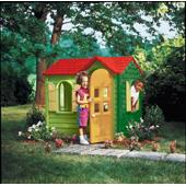 Little Tikes Country Cottage Playhouse in Evergreen from our children's Playhouses range