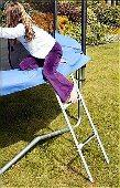Jumpking Trampoline Ladder from our children's Trampoline Accessories range