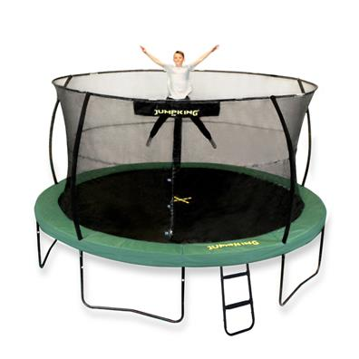 JumpKing 12ft JumpPOD Deluxe Trampoline package 2016 from our children's Trampolines range