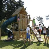 Langley Sky Fort Package from our children's Climbing Frames range