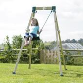 TP Forest Single Swing 2 from our children's Garden Swings range