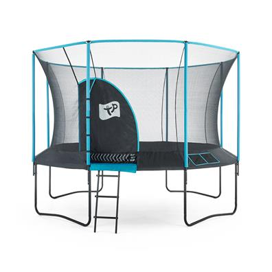 12ft TP Genius Round2 SurroundSafe™ Trampoline from our children's Trampolines range