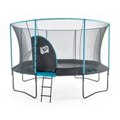 14ft TP Genius Round2 SurroundSafe™ Trampoline