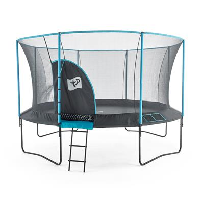 14ft TP Genius Round2 SurroundSafe™ Trampoline from our children's Trampolines range